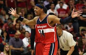 Amazing buzzer beater waved off! Paul Pierce 2015