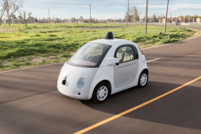 Google to test self-driven car in California this summer