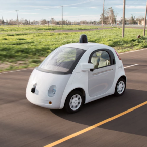 Google to test self-driven car in California thissummer